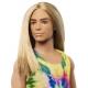 Kenas Madistas 2020 su ilgais plaukais