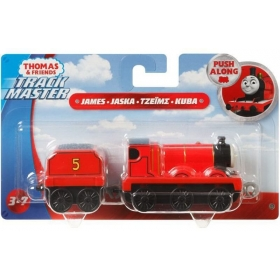 TM Trackmaster garvežiukas modeliukas su vagonu