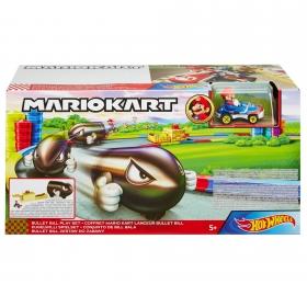 Hot Wheels Mario Kart paleidiklis