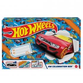 Hot Wheels šventinė dėžė