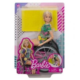 Barbė Madistė neįgaliojo vežimėlyje