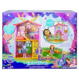 Enchantimals namas