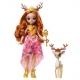 Enchantimals karališka lėlė Dilaila su gyvūnėliu