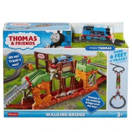 """Thomas and Friends rinkinys """"Pėsčiųjų tiltas"""""""