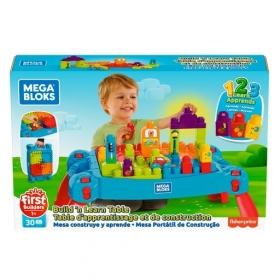 Mega Bloks mokomasis stalas