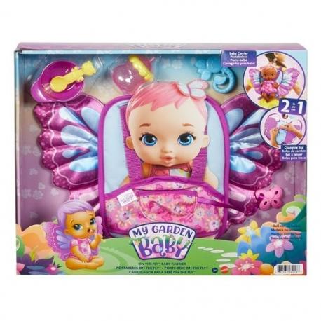 """My Garden Baby mažylio """"Kuprinė nešioklė 2in1"""""""