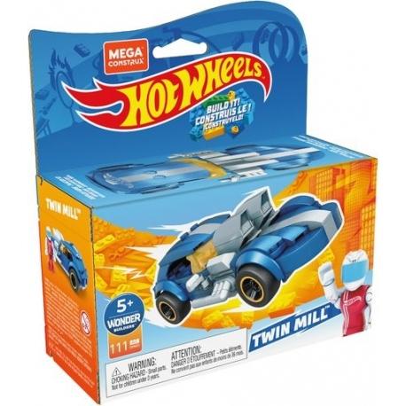 Mega Construx konstruktorius Hot Wheels lenktyninkas