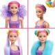 Barbės spalvų siurprizo rinkinys, stebuklingų plaukų serija