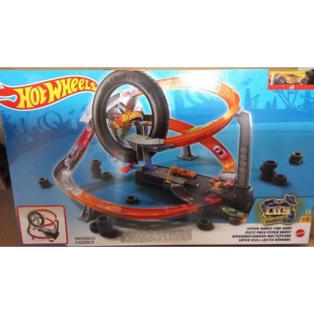 """Hot Wheels trasa """"Padangų gamykla"""" PP"""